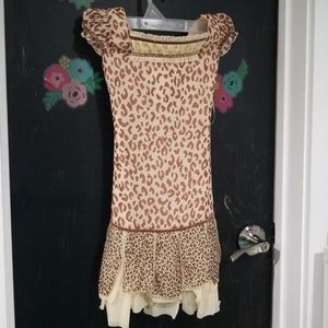 Biscotti Collezione Dress for girl age 5